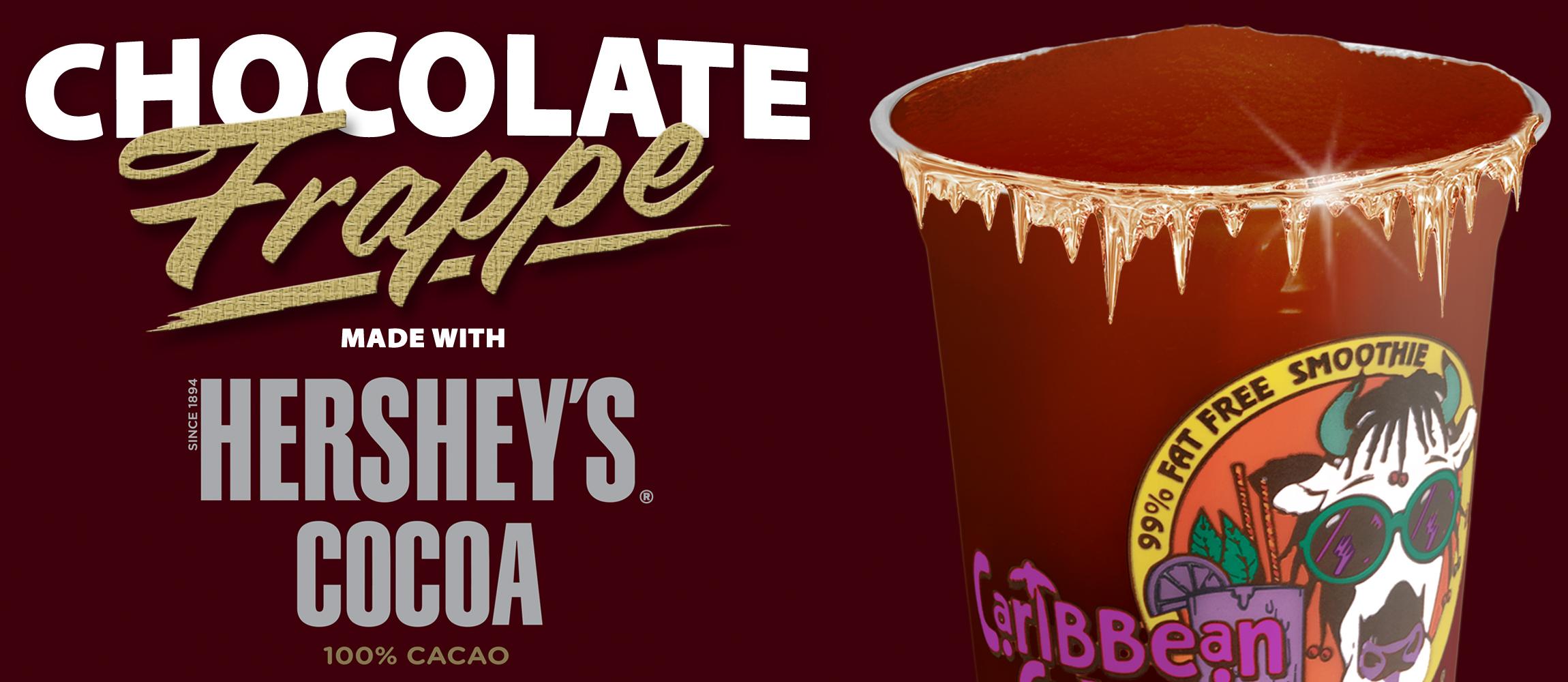 Hersheys Slushy Drink