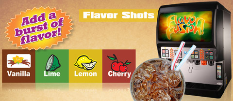 Caribbean Creme Flavor Shots