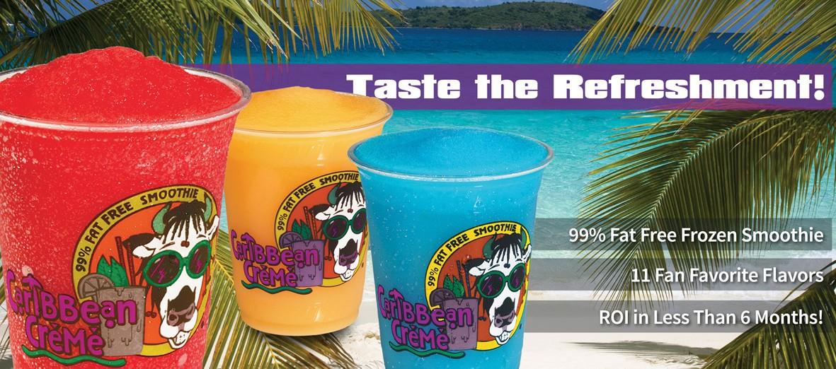 Caribbean Creme Frozen Drink Company